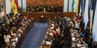 Órgano Legislativo –  Directiva de la Cámara de Senadores