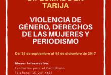 Diplomado en Tarija – Violencia de género, derechos de las mujeres y periodismo