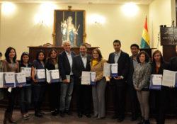 Participantes de la Maestría en Periodismo culminaron el Diploma en Redacción y Edición de Noticias