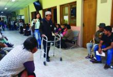SPOTLIGHT II – En la Llajta sólo un nuevo Viedma aliviará el colapso hospitalario