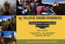 Fotoperiodismo con Cristian Lombardi