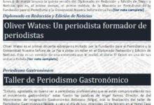 Boletín 4 – Fundación para el Periodismo 2017
