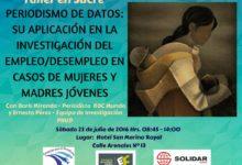 Taller de Periodismo de Datos en la ciudad de Sucre