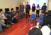 Arrancó el taller multimedia