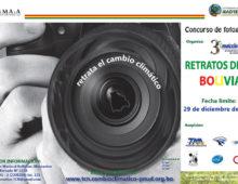 """Concurso de fotografía: """"Retratos de mi Bolivia"""""""