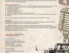 Lanzan concurso de reportajes periodísticos sobre derechos sexuales y reproductivos