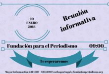 Reunión informativa Formación Dual en Periodismo en su 2da Versión