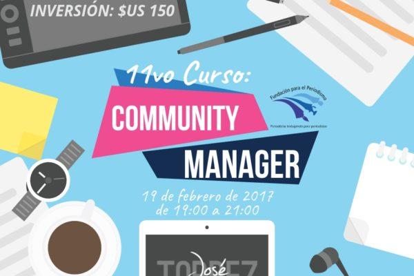 COMMUNITY MANAGER 11va versión
