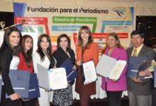 46 profesionales son diplomados por la Fundación para el Periodismo
