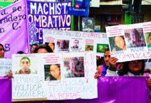 """Víctimas de violencia sufren ante una """"justicia machista"""""""