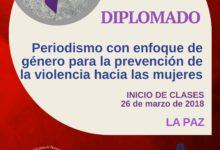 Periodismo con enfoque de género para la prevención de la violencia hacia las mujeres