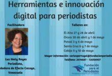 Herramientas e innovación digital para periodistas