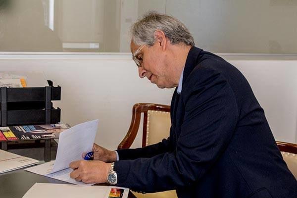 Unifranz firma convenio con la  Fundación para el Periodismo