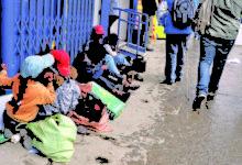 Niños acuden a cajeros, alojamientos o a la violencia sexual para tener un techo