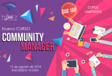 Nuevo curso Community Manager