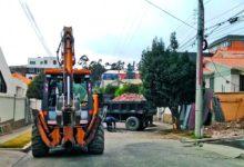 Ante falta de reglamentos, el problema de los escombros cunde en La Paz