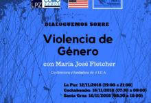 """""""Dialoguemos sobre violencia de género"""""""