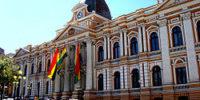 Presidencia del Estado Plurinacional de Bolivia