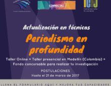 La FPP, el ICFJ y CONNECTAS se alían para fortalecer las capacidades de investigación de los periodistas bolivianos