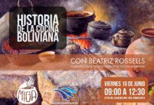 Historia de la cocina boliviana