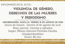 Iniciamos el Diplomado en Violencia de Género