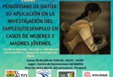 Taller de Periodismo de Datos en la ciudad de El Alto