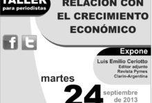 Capacitación en Periodismo Económico: La incidencia del empleo en el crecimiento