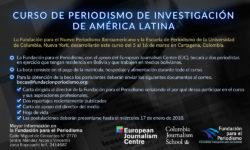 Curso de Periodismo de Investigación de América Latina