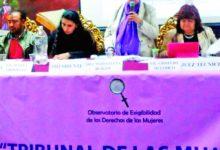 Tribunales éticos ven omisión del Estado en feminicidios