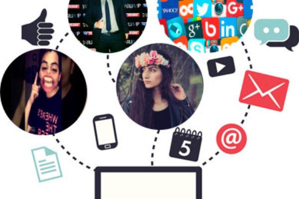 Amantes de la tecnología, jóvenes y  humoristas, el perfil del influencer paceño