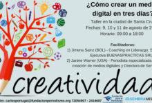 Creación de medios digitales