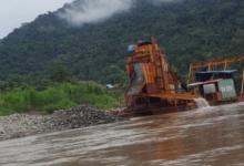 Nueva fiebre del oro: la explotación ilegal entre dragones chinos y cooperativas