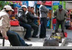 Bolivia, y el juego en las cifras de la desocupación