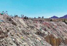 Escombros, el problema olvidado que crece en la metrópoli paceña