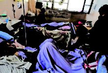 Sucre: reciben 40 pacientes por día y dependen de la caridad