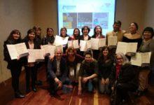 Entrega de certificados del Diplomado en Perioidsmo con enfoque de género