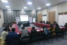 Violencia de género con María José Fletcher en La Paz, Cochabamba y Santa Cruz